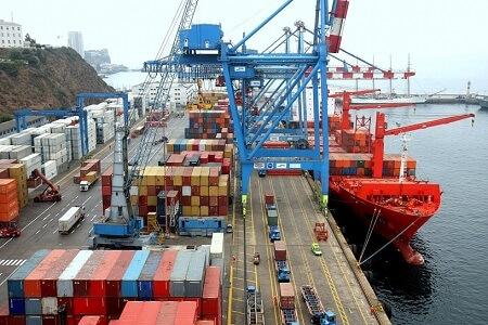 Carga portuaria movilizada y manipulada de la Región del Biobío creció 6,8 % en abril