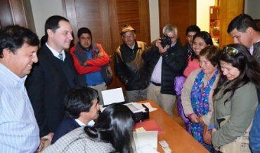 Más de 1400 millones de pesos invertirá Chile Indígena en comunidades de la provincia de Llanquihue