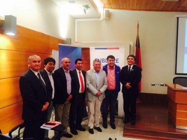 Consejo para la Transparencia se reúne con alcaldes de la VIII región para reimpulsar modelo de transparencia municipal