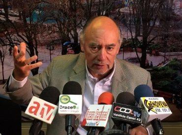 """Diputado Flores tras rechazo de informe del SENAME: """"No voté en contra del informe para proteger a nadie, nunca lo haré y menos en esta dolorosa materia"""""""