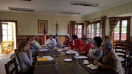 Diputado Morano y autoridades de San Gregorio analizan problemática de seguridad energética y relevancia de la celebración del descubrimiento del Estrecho de Magallanes