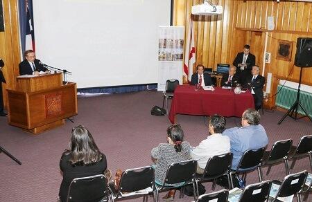 Empresarios y dirigentes del Comercio y Turismo se reunieron en Valdivia