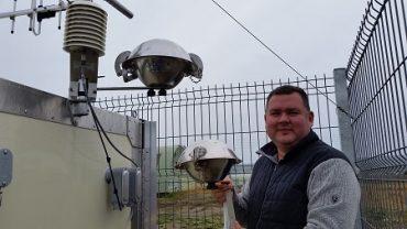 Seremi del Medio Ambiente instala estación de monitoreo de calidad del aire en Punta Arenas