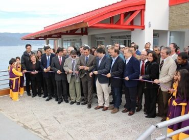 Sigue creciendo infraestructura portuaria con inauguración del renovado Terminal de Pasajeros de Niebla
