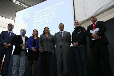 En Región del Biobío se dio inicio a la Mesa Regional de Seguridad y Salud en el Trabajo