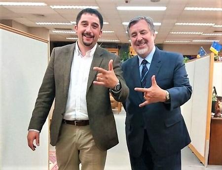 """Jorge Calderón anunció la visita para primeros días de abril:""""Alejandro Guillier estará en nuestra región para recoger las aspiraciones de la gente de Aysén"""""""