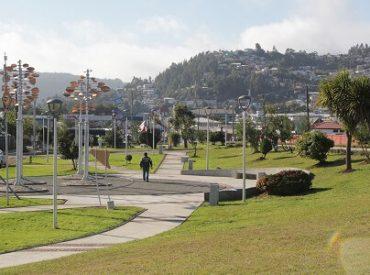 INE presenta primer indicador que mide la calidad de plazas y parques urbanos en Chile