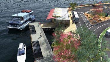 Municipio de Valdivia desestima críticas a postergada inauguración del terminal de pasajeros de Niebla