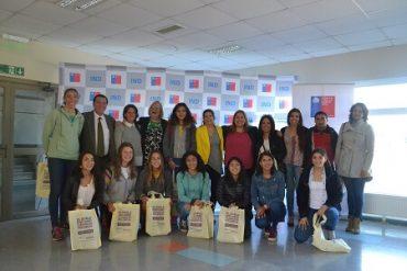Mujeres deportistas destacadas se reunieron para abordar temáticas de género