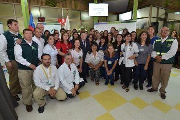 Municipalidad de Temuco homenajea a destacados médicos y renombra 12 centros de salud