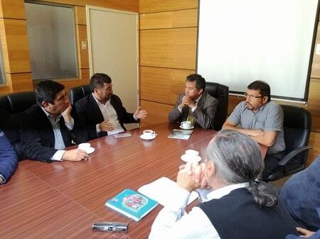 Alcalde de Lebu se reunió con seremi de medioambiente para avanzar en una solución que permita el cierre del vertedero Amalia