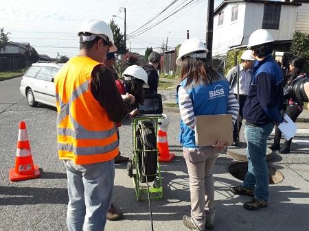 Municipio de Puerto Varas solicitó a ESSAL monitorear conexiones irregulares que afectarían al Lago Llanquihue