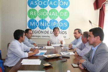 Municipios de Los Ríos eligen nueva directiva