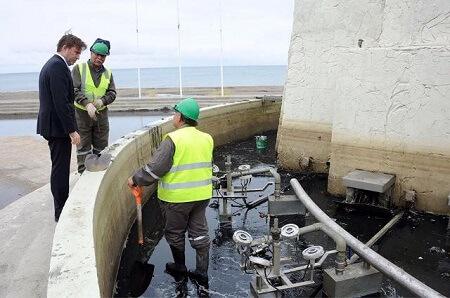 Continúan operativos de limpieza en diferentes sectores de Punta Arenas a cargo de la municipalidad