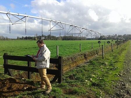 Región de Los Ríos contará con moderno plan de riego diseñado con participación de todo el sector agrícola