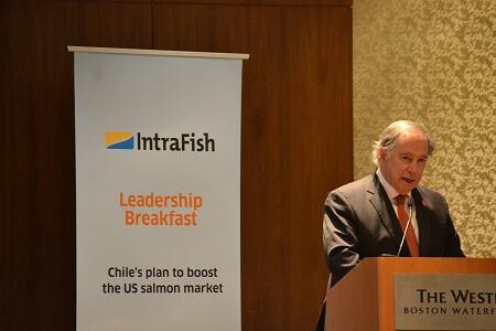 SalmonChile lanza potente plan para posicionar sus productos en Estados Unidos y aumentar consumo