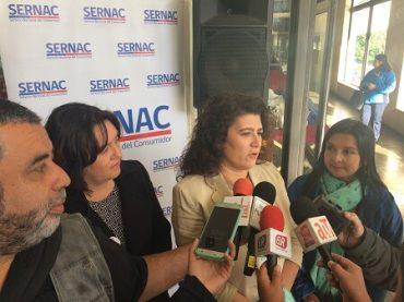 Con éxito se realizó la séptima versión de la Feria del Consumidor en Valdivia
