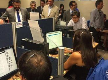 Servicio Nacional del Consumidor presenta nuevo número gratuito de reclamostras propuesta del senador Felipe Harboe