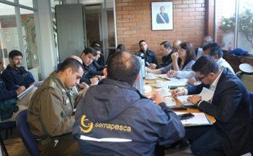 Sernapesca, Seremi de Salud, Impuestos internos, Armada, Carabineros y Municipios coordinan fiscalizaciones por Semana Santa