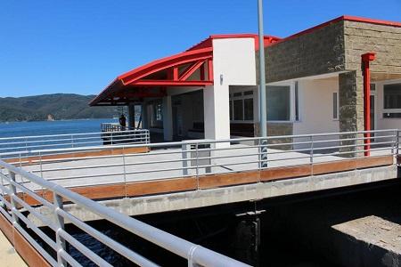 MOP informa que renovado terminal de pasajeros de Niebla comenzará a operar este lunes 27 de marzo