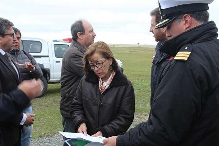 Tierra del Fuego contará con anhelado aeródromo gracias al anuncio realizado por la ministra de Bienes Nacionales durante una visita a la isla