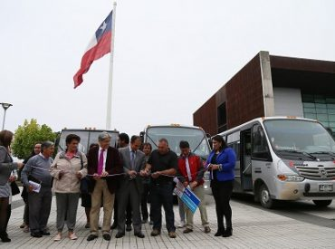 Vecinos de Roa y Puente Siete afectados por incendios forestales tendrán transporte gratuito