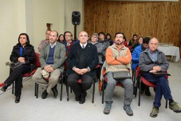 Académicos del Instituto de Producción Animal valoraron visita Coyhaique