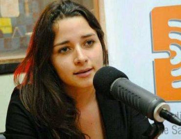Carla Amtmann critica votación de parlamentarios de Los Ríos sobre proyecto de disminución de horas laborales.