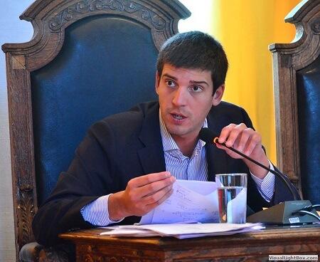 """Concejal Eguiluz proponecrear""""puntolimpiomunicipalde reciclaje"""" en Concepción"""