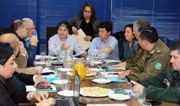 Constituyen Consejo Comunal de SeguridadPública en Valdivia