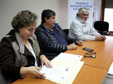 En Chiloé agrupación del Prais y Servicio Salud firman importante convenio