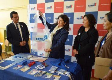 Autoridades de Los Ríos verificaron que está todo preparado para Iniciar el Censo