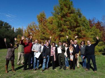 Firman convenio para conservación de biodiversidad del cerro Cayumanque en Biobío