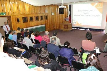 Municipalidad de Valdivia realizará el último proceso de inducción al Fondeporte