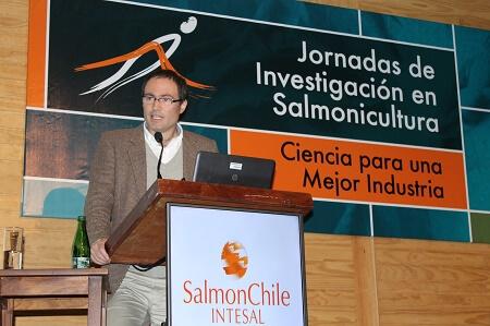Intesal realizará VIII jornadas de investigación en salmonicultura en Chile