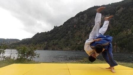 Representantes de todo Chile asisten a torneo nacional Zonal Sur de Judo en Coyhaique