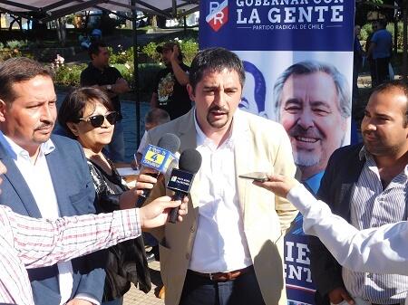 Jorge Calderón: «Es importante para una coalición democrática elegir su carta presidencial a través de un proceso de Primarias»