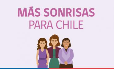 Programa Más Sonrisas para Chile benefició a 2187 mujeres de la provincia de Osorno en 2016