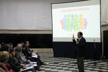 Región del Biobío tiene 82.683 voluntarios para el Censo 2017