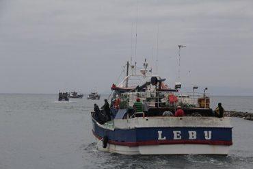 En mayo comenzarían trabajos de mitigación tras embancamiento en la barra del río Lebu