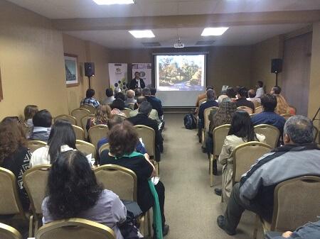 Seminario analizó realidad de los productos forestales no madereros en Chile centrada en el Biobío