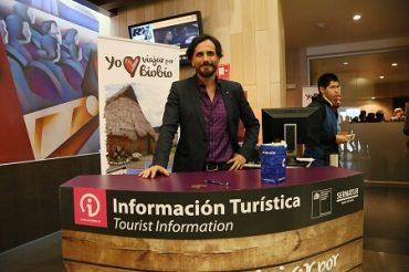 Sergio Lagos llega a la región para promocionar el nuevo programa de turismo #YoVeoBiobío