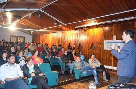 Sistema de protección social busca fortalecer su enfoque comunitario y de redes en trabajo con familia de la región