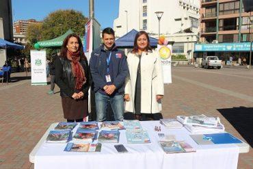 También celebraron el Día Mundial de la Salud y Seguridad en el Trabajo