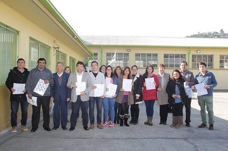 Todo listo para desarrollar el censo 2017 en Lebu
