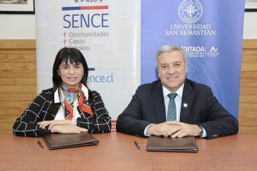 Inclusión laboral es el tema central del acuerdo firmado entre el SENCE y USS en Los Ríos