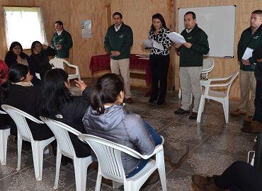 En La Araucanía 40 recicladores de Boyeco comenzarán capacitaciones en oficios
