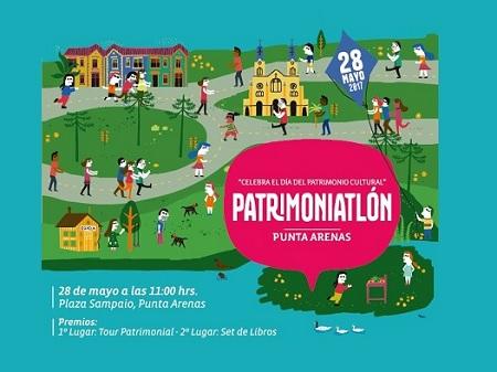 INJUV Magallanes invita a los jóvenes a participar de la Patrimoniatlón este próximo 28 de mayo