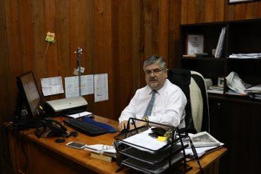 """Arturo Alvear, superintendente de Educación de Los Ríos: """"Ejercemos una función de fiscalización que aporta al mejoramiento de la calidad de la educación"""""""