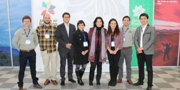 Empresarios turísticos de la Región del Bío-Bío participan de Macro Rueda de Turismo de la Alianza del Pacífico en Valparaíso